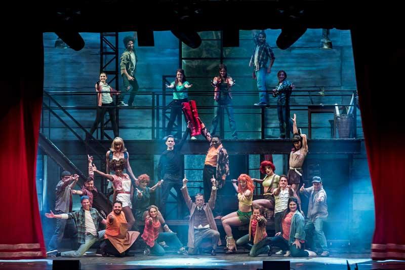Gennaio 2019 a teatro a Milano: Kinky Boots al Nuovo © Luca Vantusso - LKV Photo Agency
