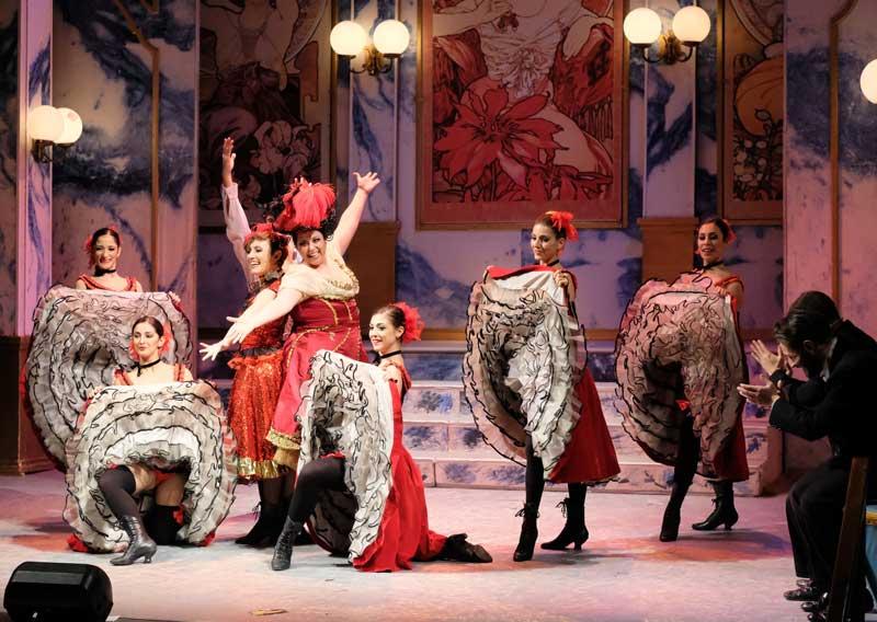Gennaio 2019 a teatro a Milano: la Vedova Allegra al Manzoni
