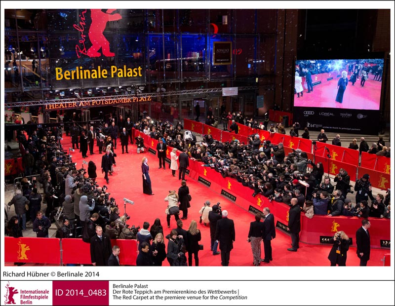 Berlinale Palast - Photo by Richard Hubner