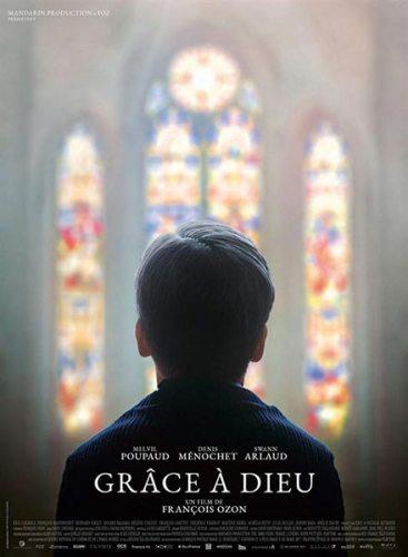 La locandina del film Grâce à Dieu