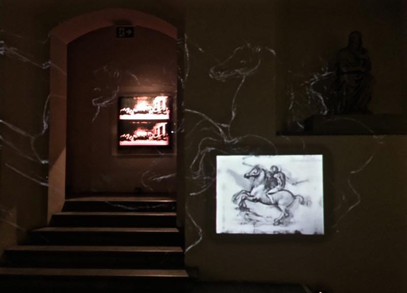 Leonardo & Warhol in Milano. The genius experience - Photo by MaSeDomani