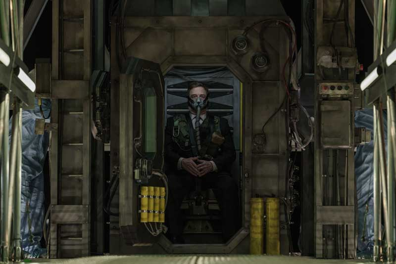 Una scena del film Captive State - Photo courtesy of Adler Entertainment