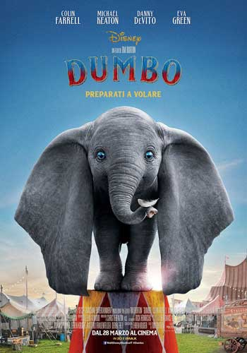 Dumbo poster film