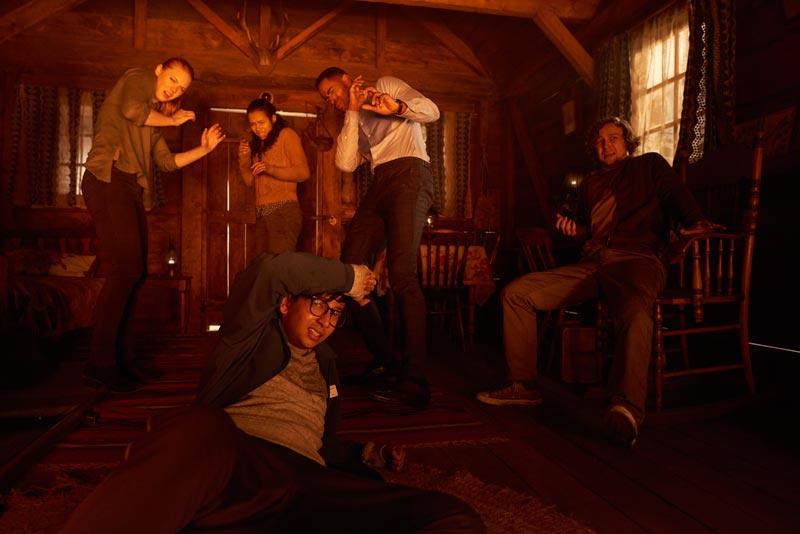 una scena del film horror Escape Room - Photo: Sony Pictures Italy