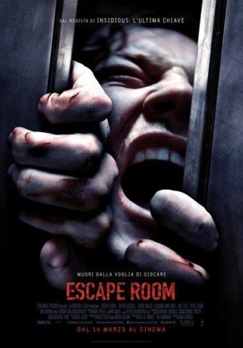 Escape Room poster film