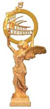 il trofeo di Alberto Zucchetta