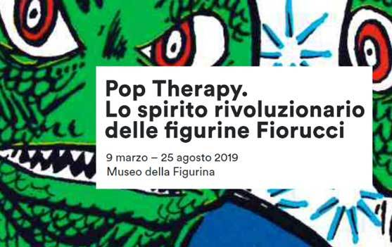 mostra Pop Therapy banner