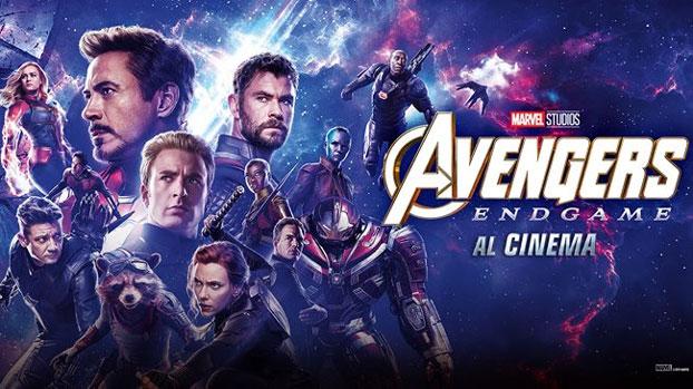 Avengers: Endgame banner web
