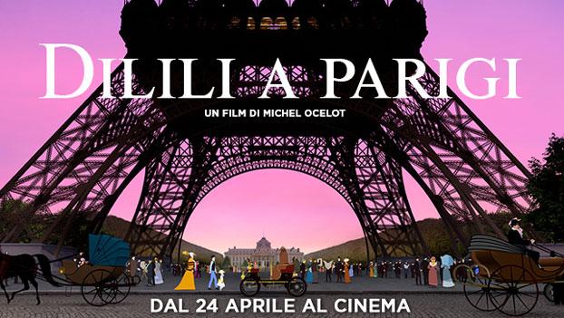Dilili a Parigi icona film