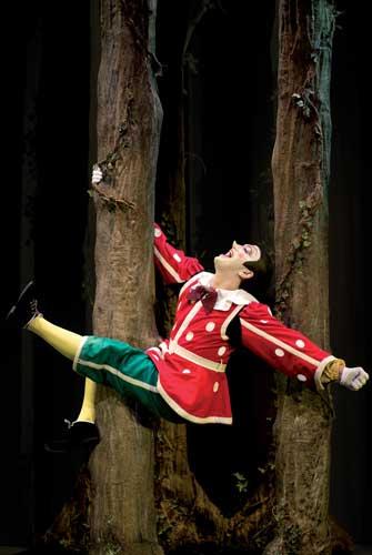 Un'immagine di Pinocchio Il Grande Musical - Photo: Alessandro Pinna