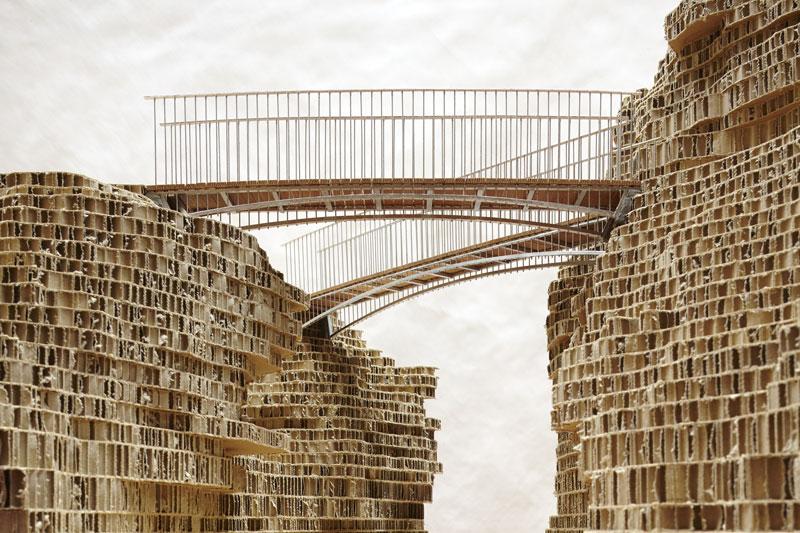 Punts da Tgavorgia (c) Martin Linsi, Modello di Lydia Conzett-Gehring