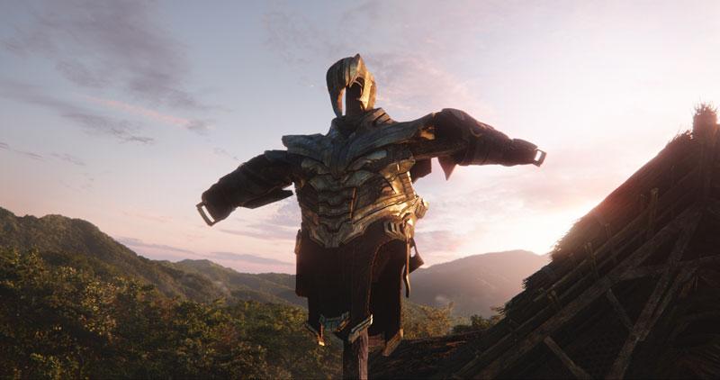 Risultati immagini per avengers endgame final battle