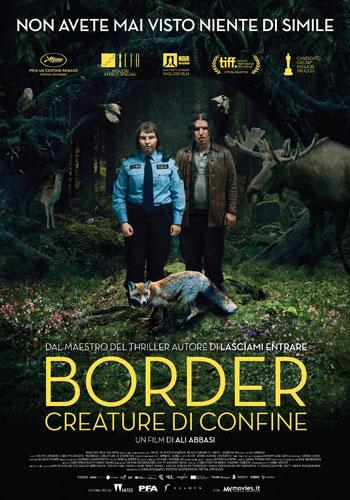 Border - Creature di confine poster film