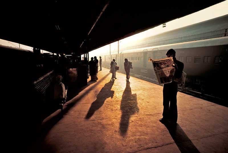 04. India, 1983. Photo Courtesy Steve McCurry