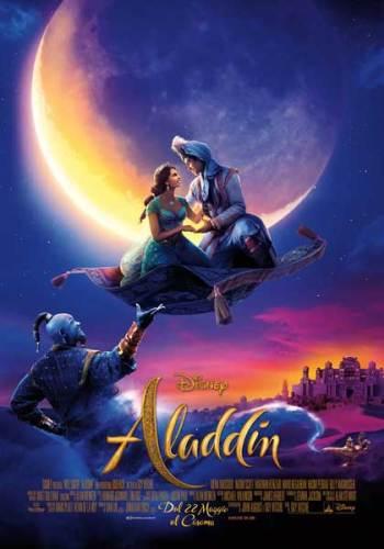 Aladdin poster film Disney