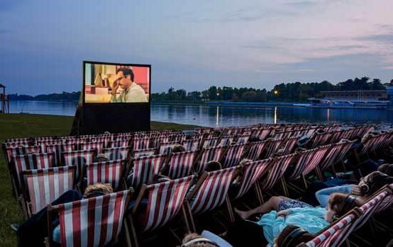 Cinema Bianchini estate 2019 idroscalo