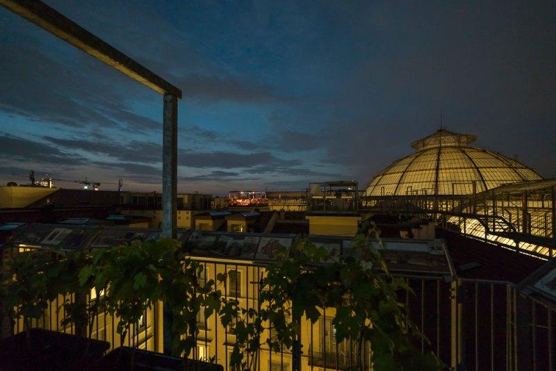 Cinema Bianchini: La vista dalla Highline Galleria