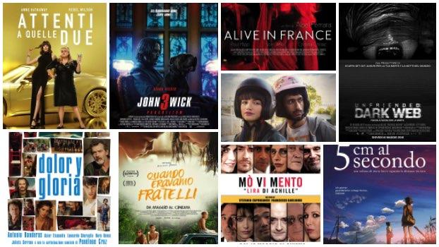 i film al cinema dal 16 maggio icona