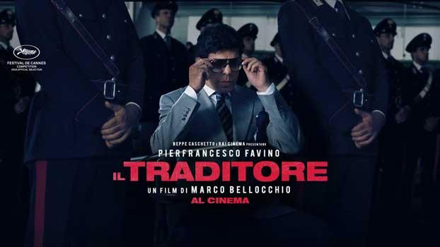Il Traditore banner film