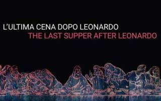WANG GUANGYI, The Last Supper (New Religion). Cover de L'Ultima Cena dopo Leonardo