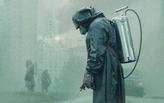Chernobyl poster serie tv dettaglio