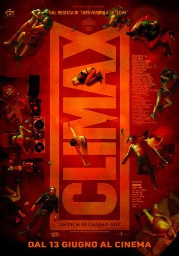 film climax poster ita