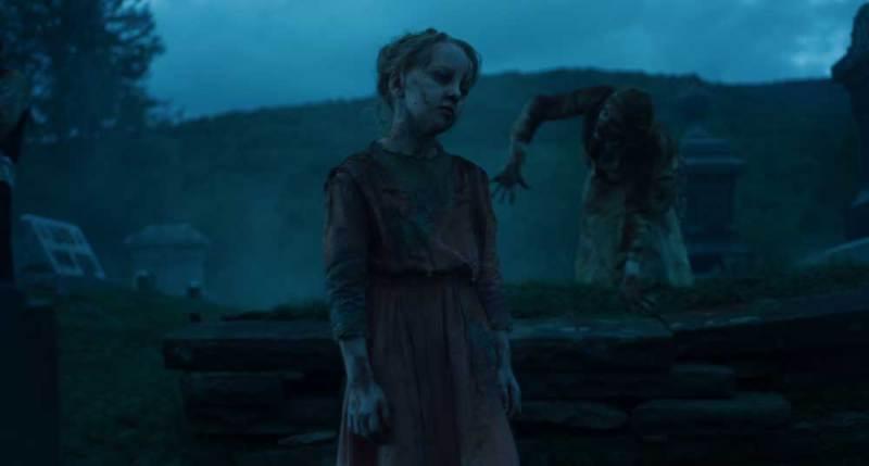 Una scena del film I Morti Non Muoiono © 2019 Image Eleven Productions, Inc.