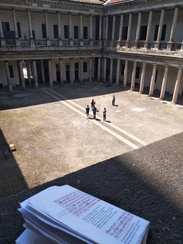 Palazzo del Senato Milano