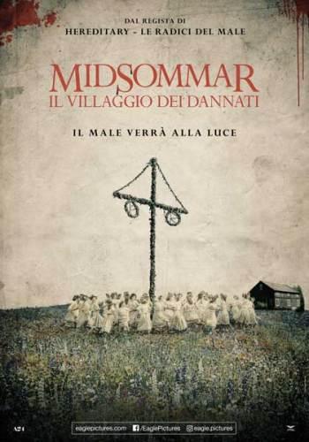 Midsommar - Il villaggio dei dannati POSTER ITA