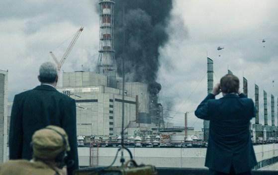 Una scena della serie tV Chernobyl - Photo credit: SKY/ HBO