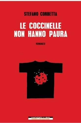 La copertina del romanzo Le coccinelle non hanno paura