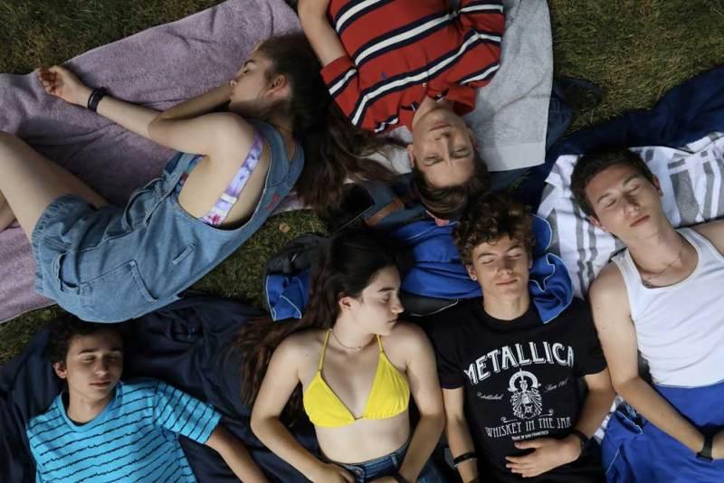 Una scena del film L'ultima Ora - Photo Copyright Laurent Champoussin