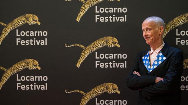 John Waters sul red carpet di Locarno 72 - Photo: Locarno film festival/ Samuel Golay