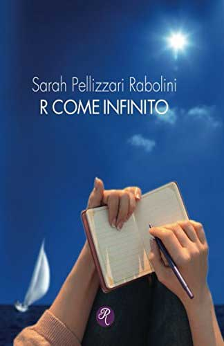 La copertina di R come infinito di Sarah Pellizzari Rabolini