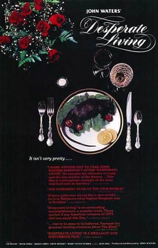 Desperate Living film poster