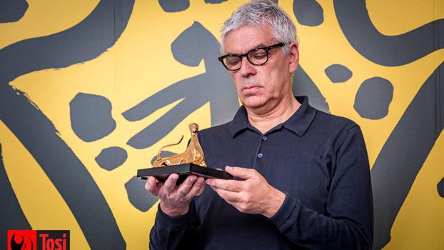 I vincitori di Locarno 72 - Il Pardo d'oro Pedro Costa © Tosi Photography