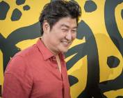 intervista a SONG Kang-ho a Locarno-72 Photo by Tosi Photography