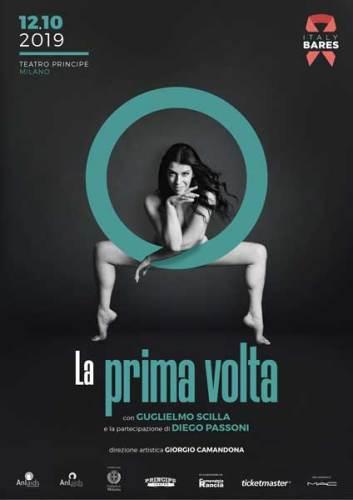 spettacolo La Prima Volta poster