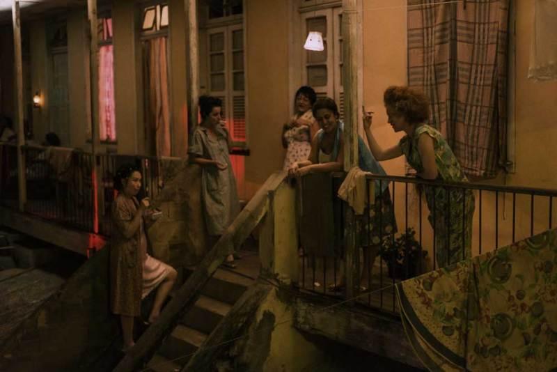 Una scena del film La vita invisibile di Euridice Gusmao - Photo: courtesy of Officine UBU