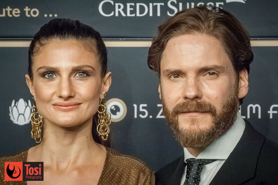 ZFF2019 FILM My Zoe - Daniel Brühl and Wife - Photo by Tosi Photography