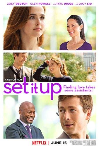Set it Up poster film
