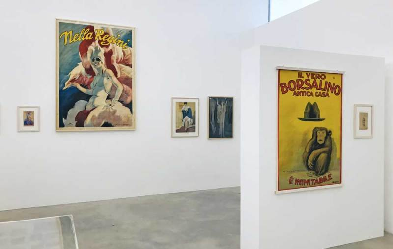 mostra max museo, scorcio dell'ultima - Photo: MaSeDomani