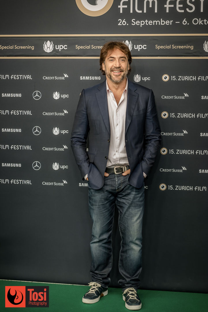 ZFF2019 FILM Sanctuary - Javier Bardem - Photo by Tosi Photography