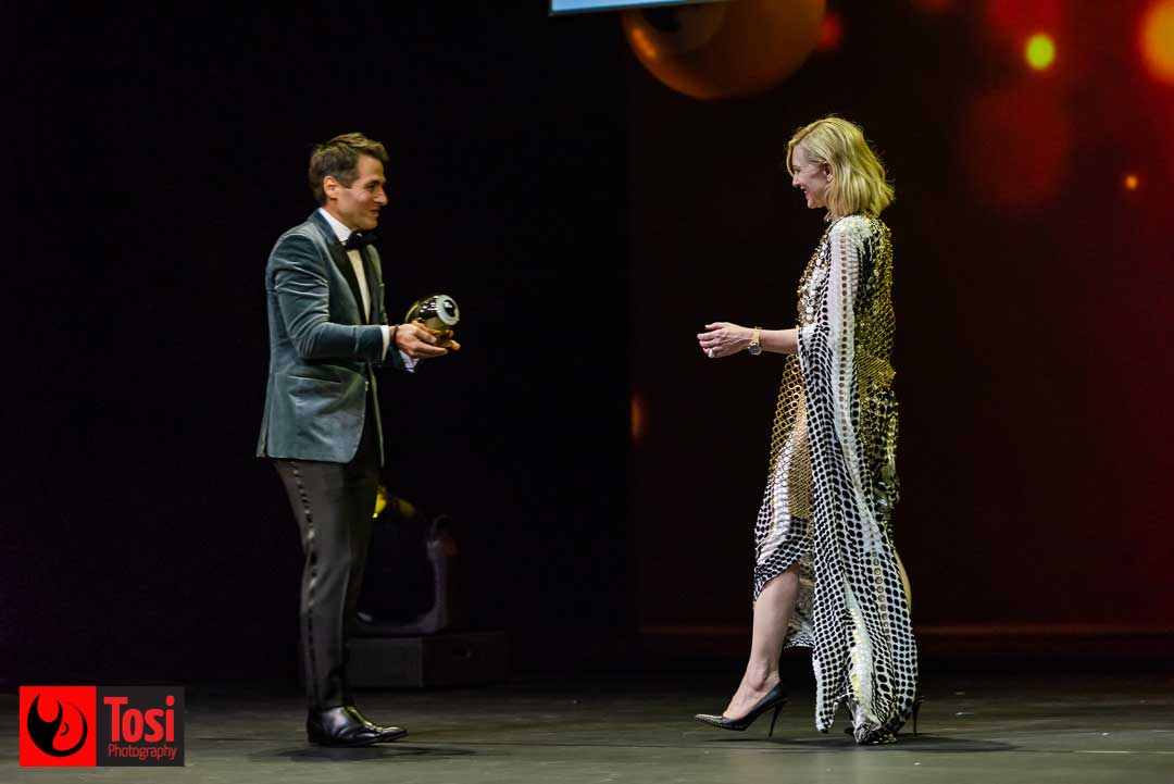 ZFF2019 Golden Icon Award to Cate Blanchett - Photo by Tosi Photography