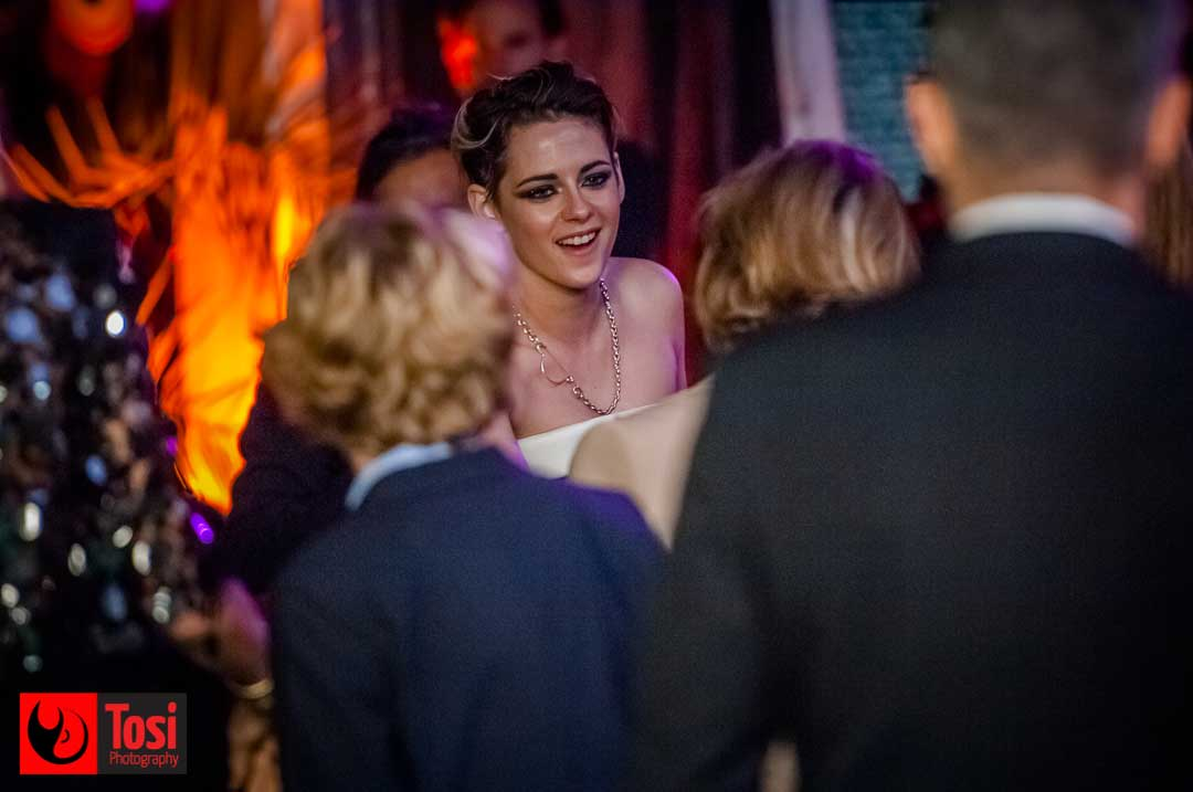 ZFF2019 Kristen Stewart on the green carpet - Photo by Tosi Photography