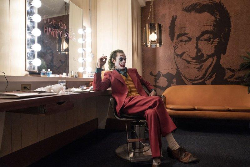 JOAQUIN PHOENIX è Arthur Fleck © 2019 Warner Bros. Entertainment Inc. All Rights Reserved. TM & © DC Comics - Photo credit: Niko Tavernise