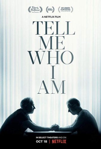 Tell me who I am poster film