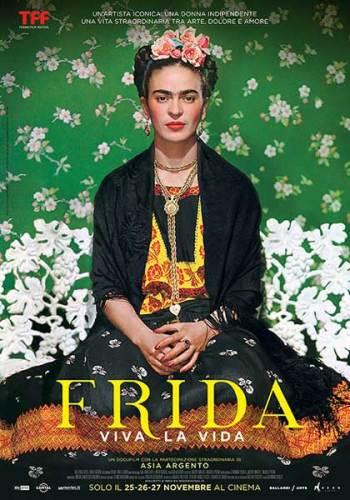 FRIDA VIVA LA VIDA poster film