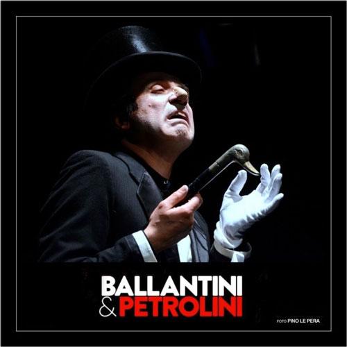 Ballantini e Petrolini - Foto di Pino Le Pera