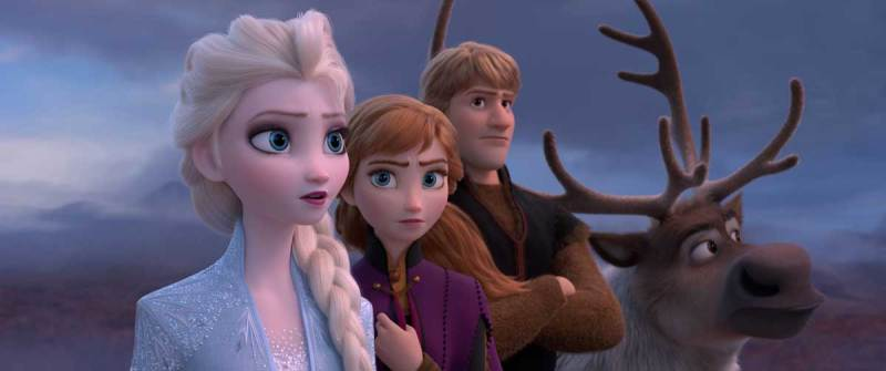 Una scena del film Frozen 2 - Photo: Courtesy of The Walt Disney Company Italia